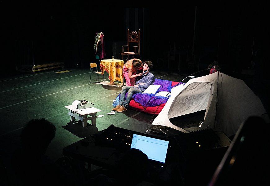 Corso Autore Teatrale
