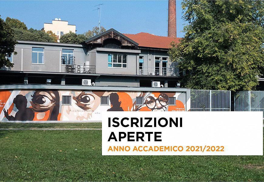 Iscrizioni 2021 Scuola Paolo Grassi web2