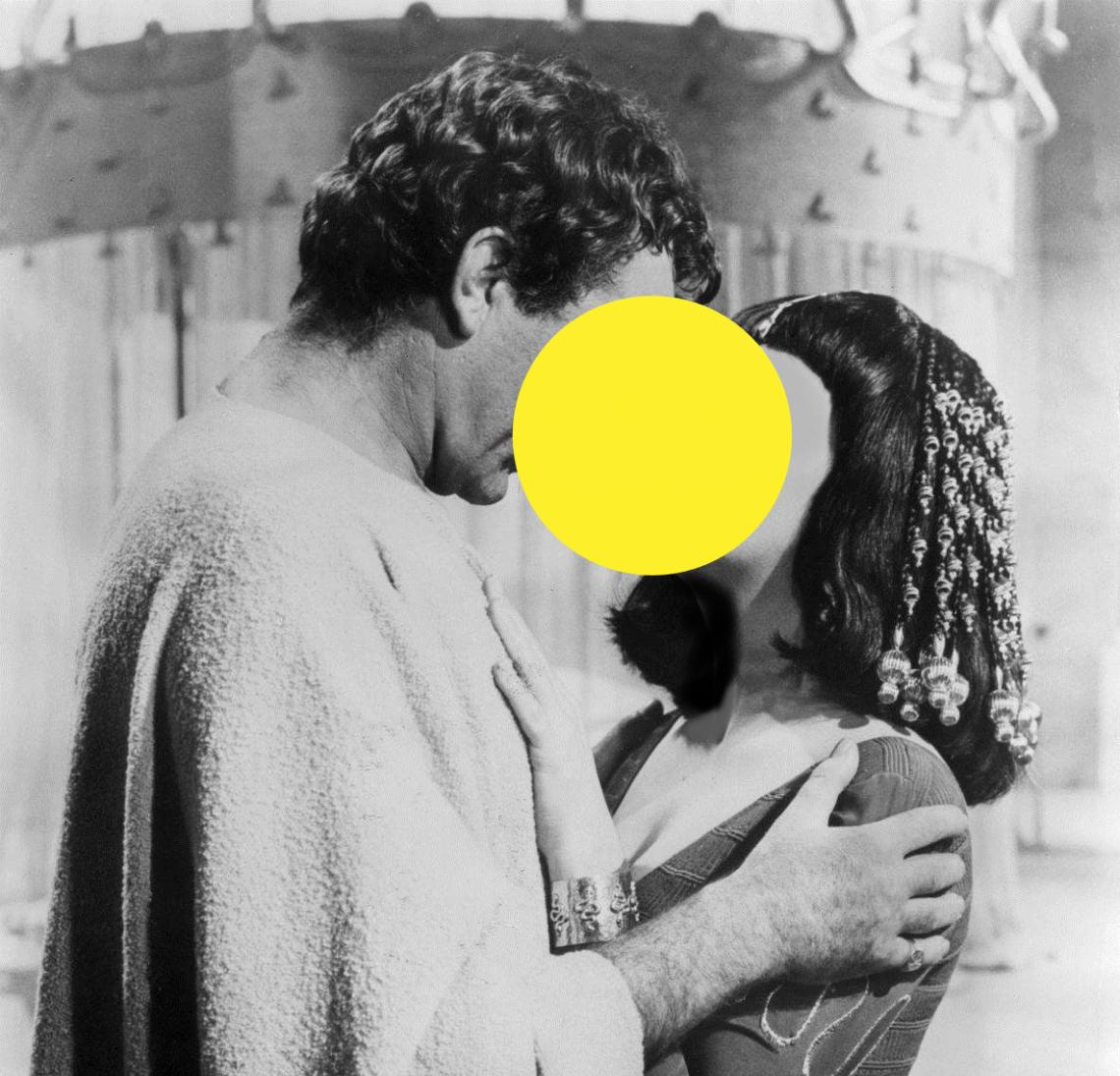 Antonio e Cleopatra Paschitto