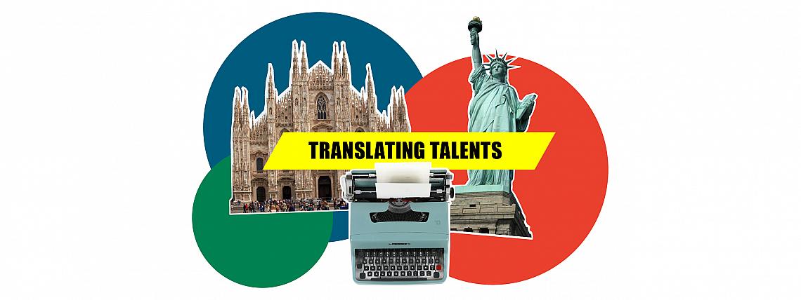 Translating Talents _New York SLIDESHOW