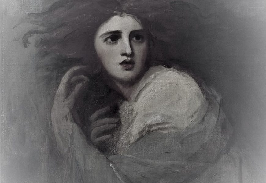 George Romney Lady Hamilton As Medea 1786 The Norton Simon Museum Public Domain Via Wikimedia Commons