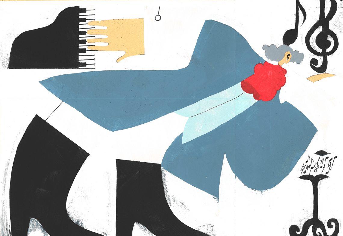 Illustrazione Piccolo Ludwig La Verdi