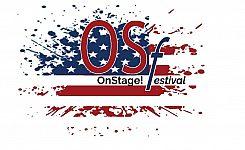 Logo Onstage Maschera